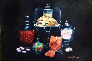 Sweet Temptations$775 17X14