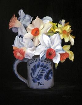 GLoucester Daffodils $1335 26X22