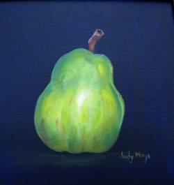 Green Pear $345 11X11